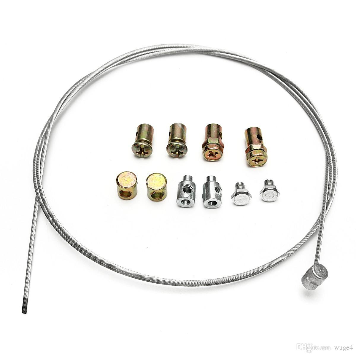 Motorcycle Emergency Throttle Cable Repair Kit For