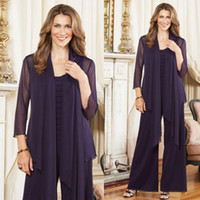 Wholesale Mother Of The Bride Pant Suits   Buy Cheap Mother Of The     2016 Plus Size Mother of the Bride Pant Sui