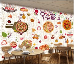 traditional wall light promo codes 3d wallpaper custom photo western restaurant pizza cooking workshop background