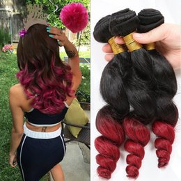 Red black hair extensions the best black hair 2017 dip dye one piece straight hair extensions in dark brown to copper pmusecretfo Image collections