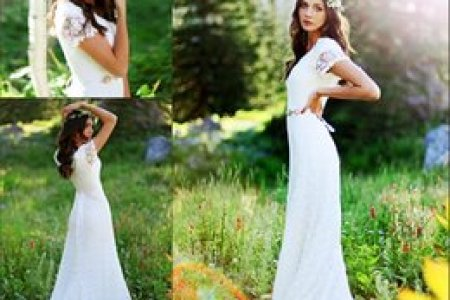 Western Style Wedding Dresses On A Budget
