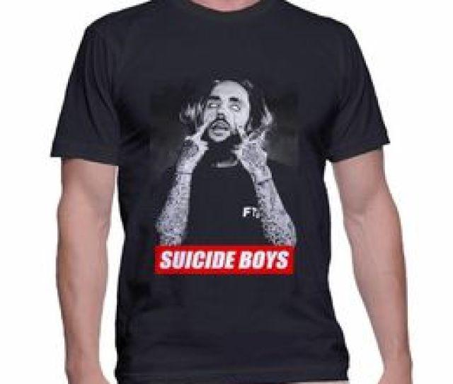 Hot Teen Boys Australia Suicide Boys T Shirt Size S 3xl Black Color