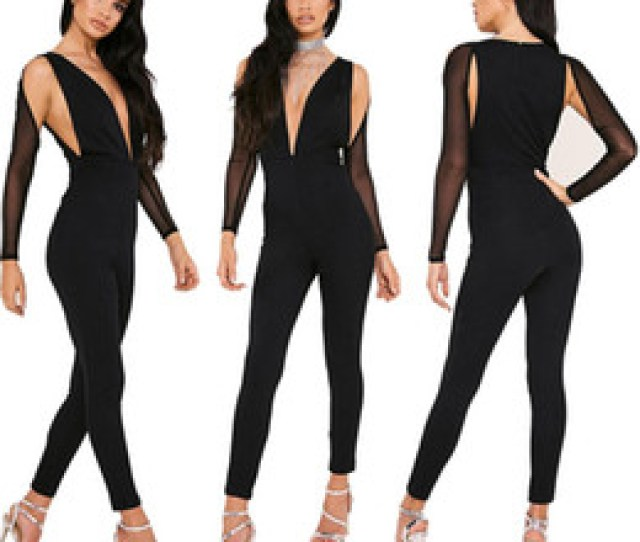 Shopping Pakistan Women Indian Saree Sari Cotton Polyester 2017 New Hot Sexy Gauze Sleeve Sleeved Strapless Jumpsuit Deep V