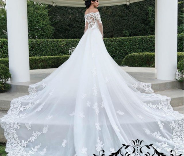 Images Sexy Indians Wedding Dress Promo Codes Sexy Detachable Cathedral Train Mermaid Wedding Dresses 2018