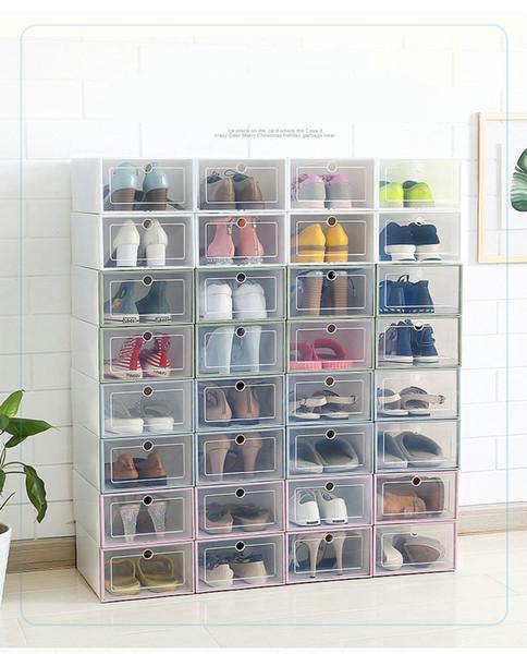 boite de rangement de chaussures