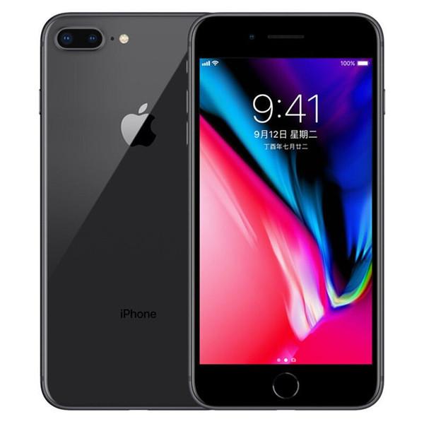 "original unlocked apple iphone 8 lte mobile phone 256g 64g rom 3gb ram hexa core 12.0mp 5.5"" ios fingerprint smartphone iphone 8 plus"