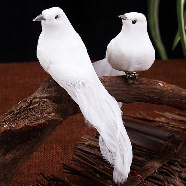 remise decorations d oiseaux de plumes