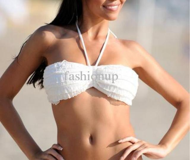 2019 Hot Sexy Bikini Ladies Swimsuit Swimwear Top Briefs Pompon Split Beach Mini Swimsuit Syfs 03 My From Fashionin 9 55 Dhgate Com