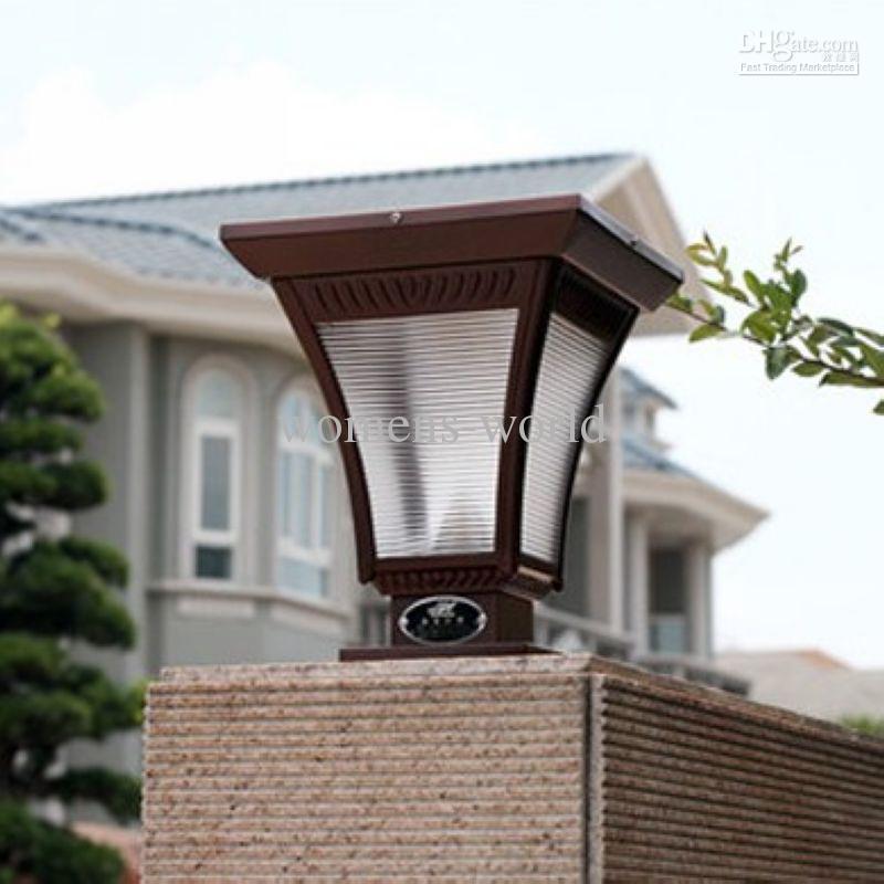 Solar Garden Wall Lights