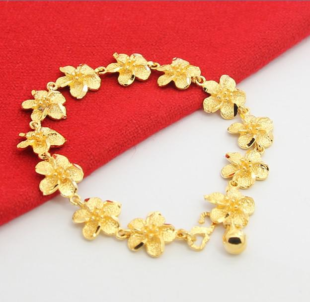 Wholesale Jewelry 925 Silver Gold Plated 24k Women Spend
