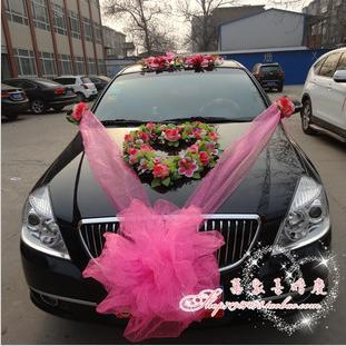 2017 New Wedding Car Decoration Artificial Flowers Variety ...