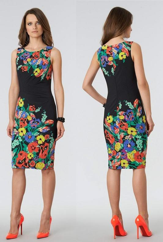 Floral Dress What Shoes To Wear