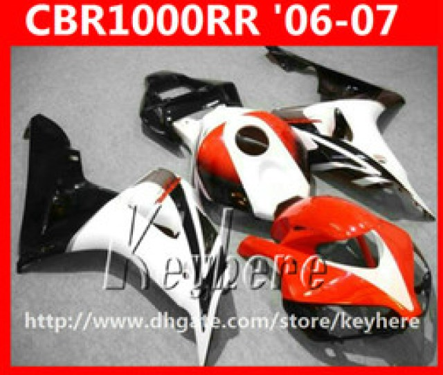Cbr Rr Parts Canada Free 7 Gifts Injection Fairing Kit For Honda Cbr1000rr 2006 2007