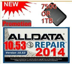 Alldata 2014 Version All Data V1053 R And Mitchell Car