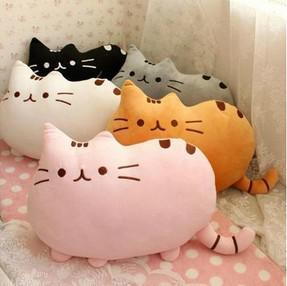 I Am Pusheen The Cat Cushion Cute Pillow Decorate For Sofa