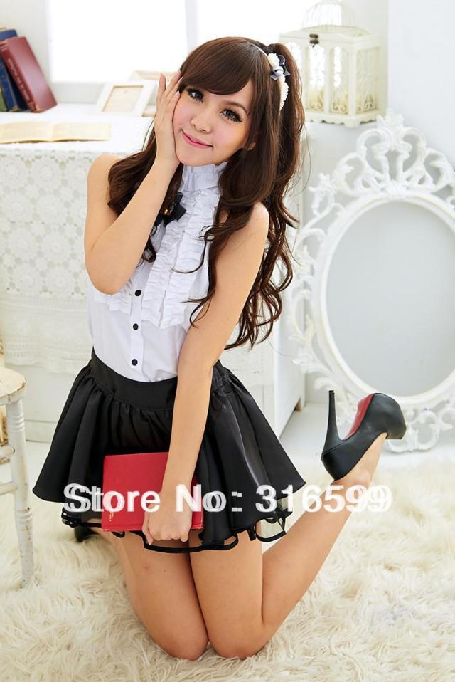 Sexy Lingerie Sexy Short Skirt Fancy Dress Ideas For Girls Short Dress Underwear Wholesale Drop Ship Us1684a Party Dresses Corset From Facebook58
