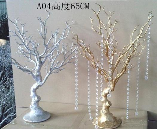 Wedding Decor Trees Crystals | Decoration For Home