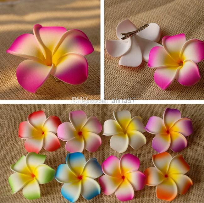 Best Hawaii Beach Vacation Frangipani Flower Artificial