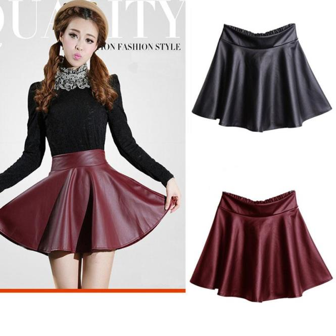 Cheap Leather Skirts - Skirts