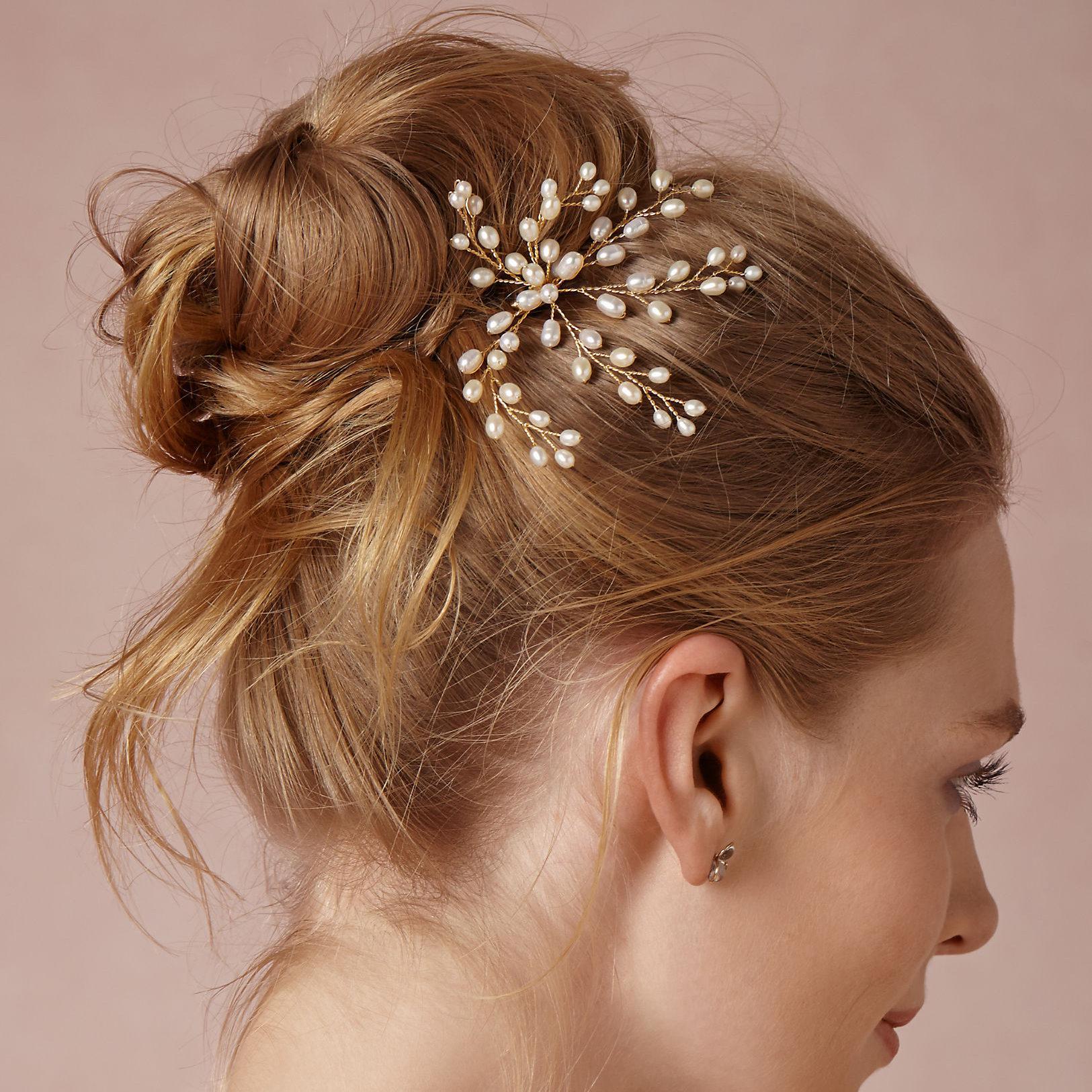 elegant tiaras clip hair pins with 59 fresh water pearl hair accessories flower pearl hair pins for weddings vintage bridal hair combs pearl bridal