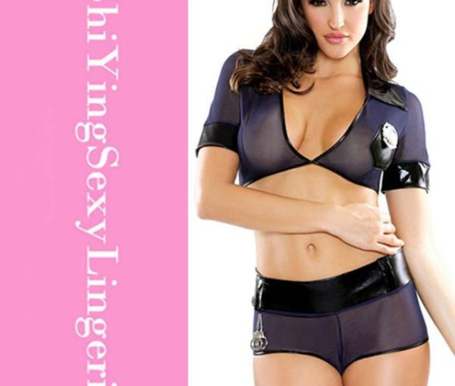Mascot Women Sexy Set Play Time Police Girl Costume Set Cheap Erotic Sheer Costums Costume Mascot Cheap Mascot Costumes For Kids From Kiny 27 27 Dhgate