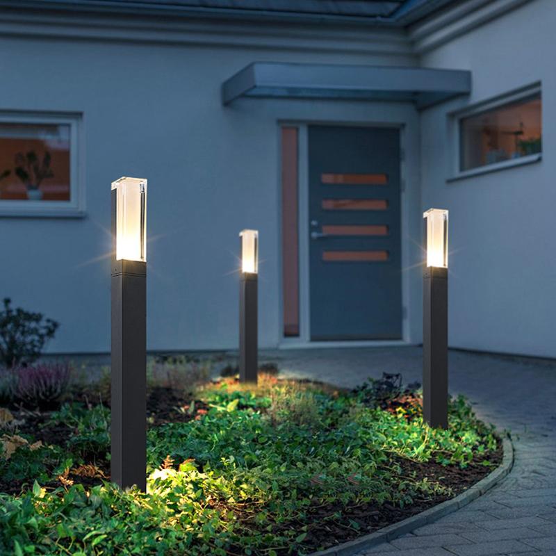 mago white lampshade outdoor waterproof