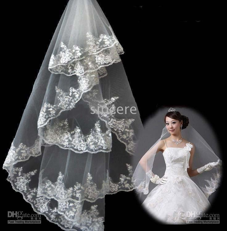 Where To Buy Cream Wedding Veils Online Where Can I Buy