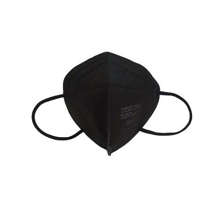 FFP2 mondkapje zwart