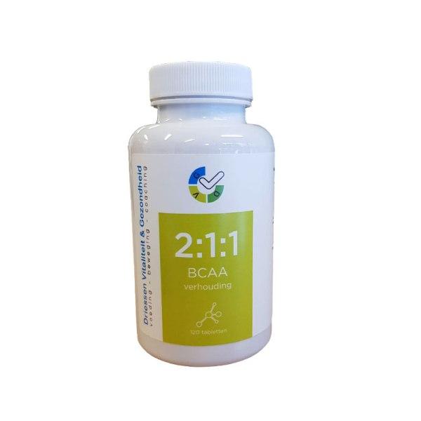 BCAA - 120 tabletten