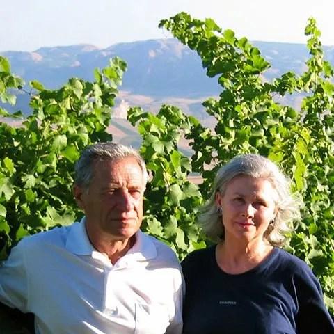 Aurelio und Barbara Di Giovanna