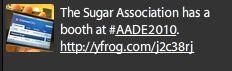 Sugar Association... = Sugar Lobby