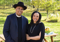 Rev Run and Wife Justine Make Diabetes Prevention a Family Affair
