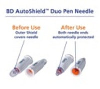 New Pen Needle Offers Innovative Design