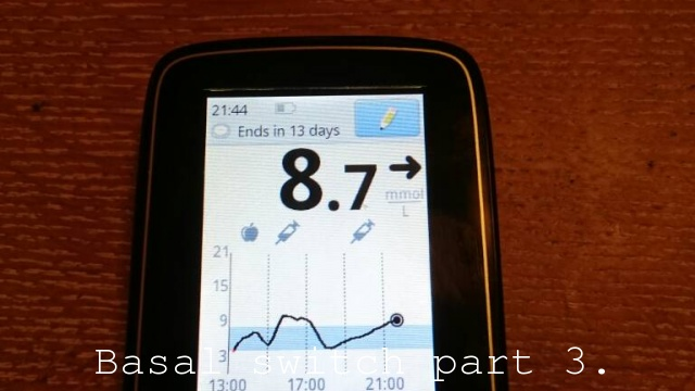 Basal switch part 3.