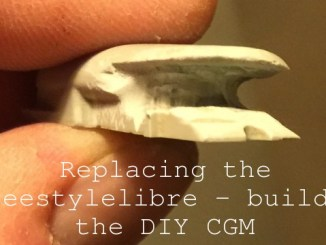 Replacing the #freestylelibre – building the DIY CGM
