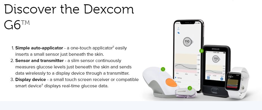 Dexcom G6 and We Are Not Waiting | Diabettech - Diabetes and