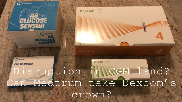 Disruption in CGM land? Can Medtrum take Dexcom's crown?