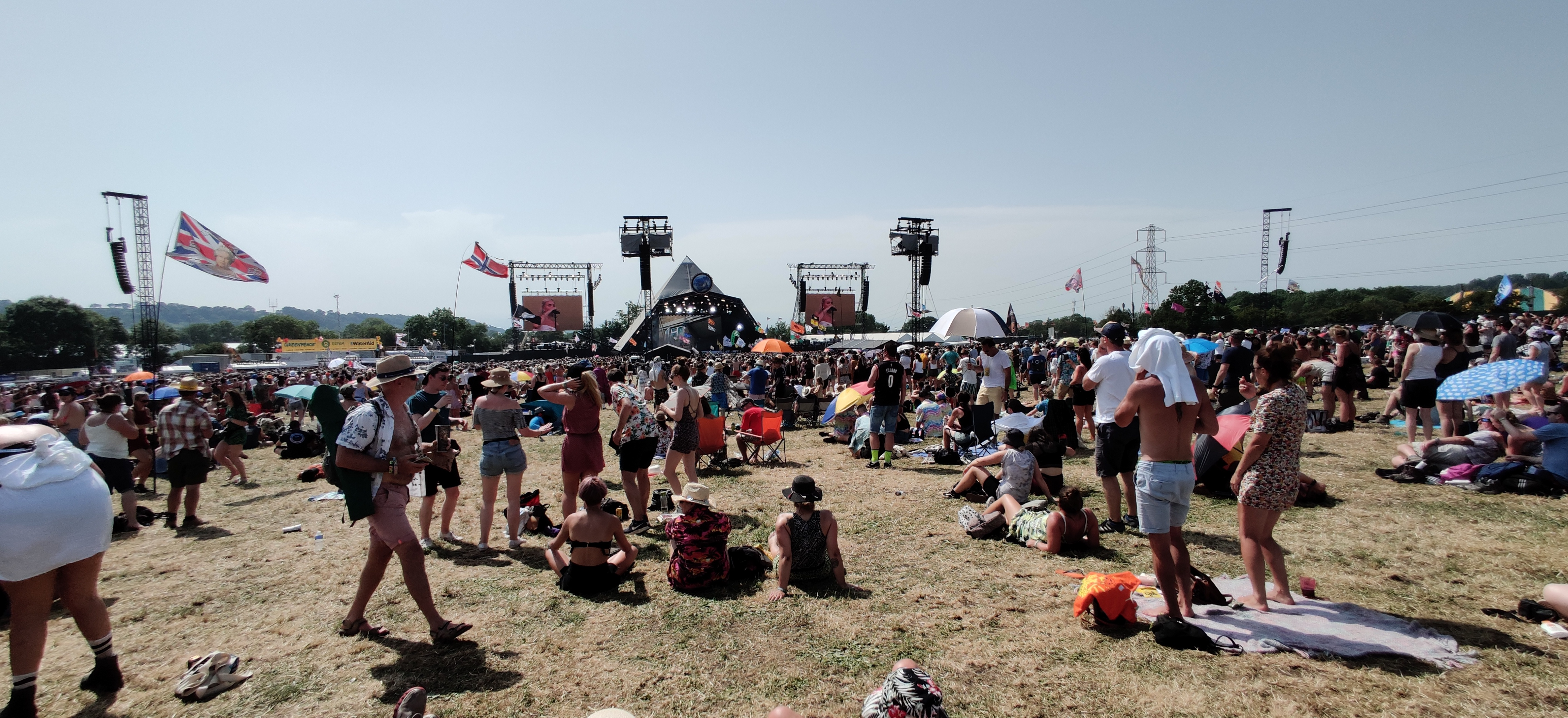 Glastonbury Festival 2019 – a looping review