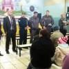 Cerca de 50 pessoas participaram de reunião com a GCM, Polícia Militar e Secretaria de Educação. Foto: Divulgação