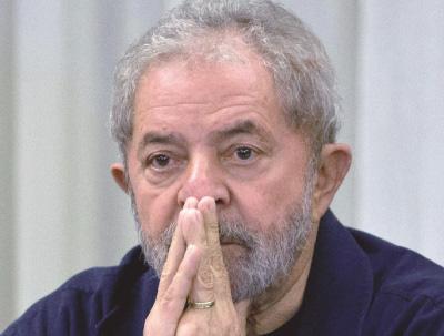 Lula é réu em outras seis ações criminais, quatro na Lava Jato. Foto: Arquivo