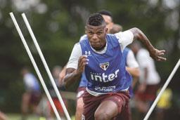 S.Paulo esquece clássico e pega o Inter em casa