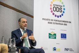 Frente Nacional de Prefeitos, José Auricchio Junior, Objetivos de Desenvolvimento Sustentável, Projeto de Fortalecimento da Rede Estratégia, são caetano