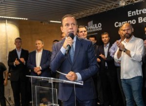 Doria confirma mudança no formato do metrô do ABC