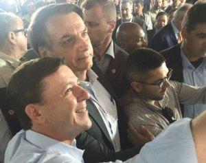 Morando pede a Jair Bolsonaro recursos para Hospital de Urgência