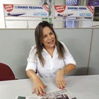 Denise Ventrici lança pré-candidatura ao Executivo de Diadema