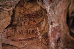 Pinturas em cavernas brasileiras são destaque em websérie