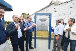 São Bernardo entrega revitalização da Estrada Cama Patente