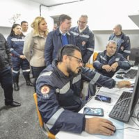 Prefeitura de São Bernardo transforma terreno abandonado no Centro em nova base do Samu