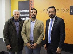 Representantes do Brics convidam cidades do ABC para encontro internacional