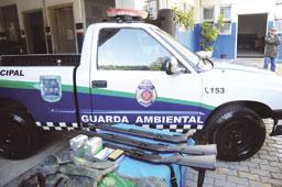 Guarda Ambiental inicia atividades em Diadema; base fica no Eldorado